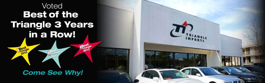 Imports Auto Repair Raleigh